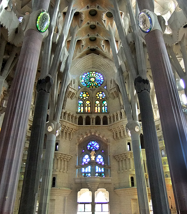 réserver sagrada familia barcelona